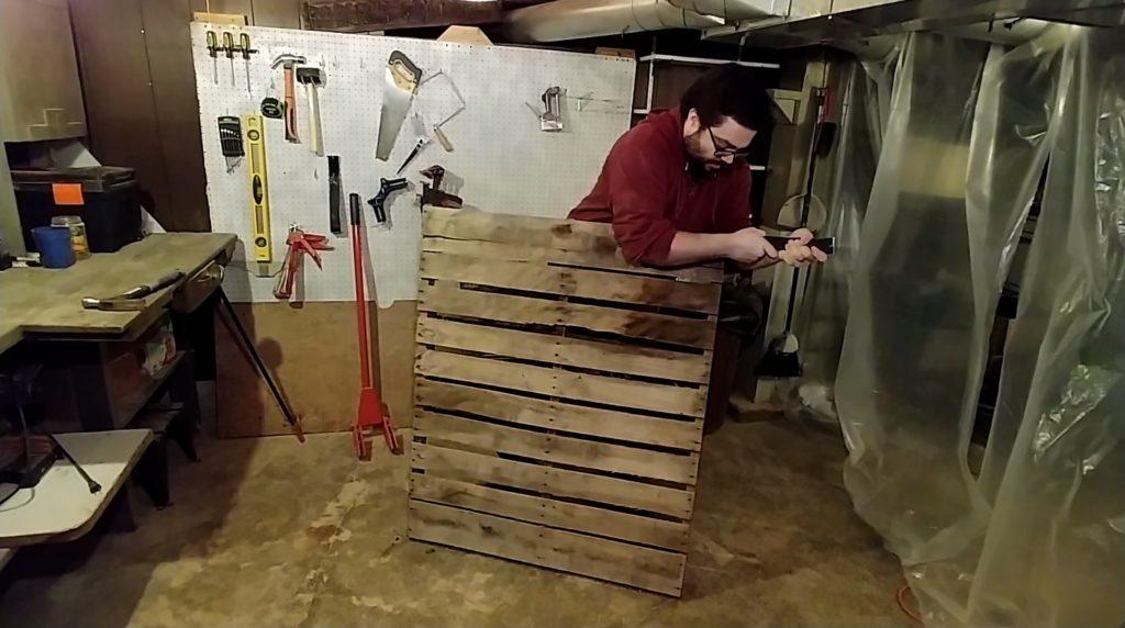 A Pallet Primer – Sawhorse Creations